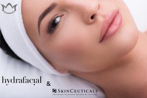 HydraFacial & SkinCeuticals