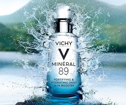 Bild des Hyaluron Serums Mineral 89 von Vichy.