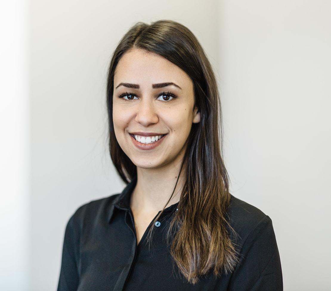 Fachkosmetikerin Jennifer Bastos